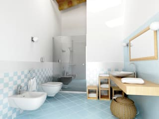 Bathroom by Laura Sardano, Classic