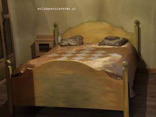Zakład Stolarski Robert Latawiec BedroomBeds & headboards