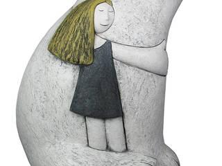 'Icebear':   by Paul Smith Sculptures