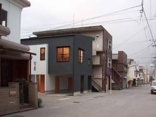 MSGS 真砂のコンパクトな家: 太田則宏建築事務所が手掛けた家です。,モダン