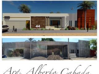 minimalist  by Arquitectos Culiacán, Minimalist