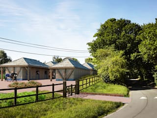 Grangewood Stables Classic style houses by Clear Architects Classic