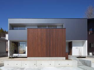 ALLEY HOUSE: 吉田慎二/建築・計画ワイズスタジオが手掛けた家です。