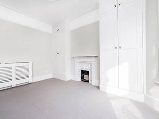 Tantallon Road Modern living room by Lambert&Sons Modern