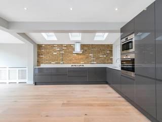 Tantallon Road Modern kitchen by Lambert&Sons Modern