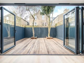 Tantallon Road Jardin moderne par Lambert&Sons Moderne