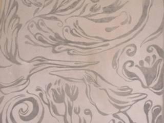 CAMINI DIPINTI di ELISA POSSENTI ART Rustico