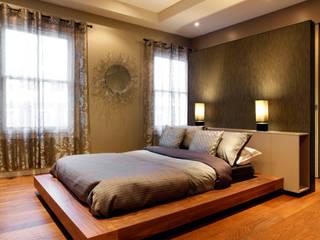 Waterford Road, London:  Bedroom by Volume 3