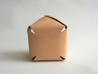 leather container West, small:   door ROWOLD