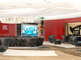 Офис: Офисные помещения в . Автор – Лаборатория дизайна интерьера,