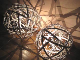 Meteora di Andrea Olivazzo_Light Sculptures Moderno