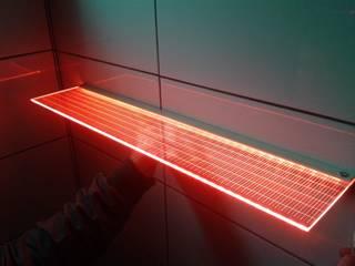 Półka Led Crystal RGB od Visual Design Nowoczesny