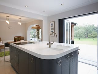 Modern Kitchen in Doncaster Modern Mutfak Twenty 5 Design Modern