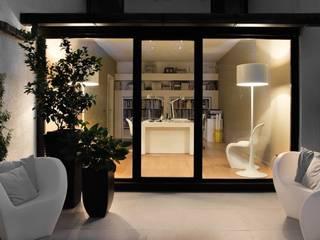 Ernesto Fusco Oficinas de estilo minimalista