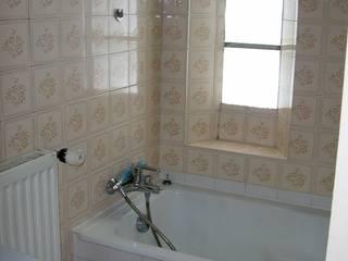rénovation d'une petite salle de bain par marceline