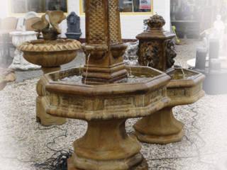 Henri Studio assortiment vanuit Amerika 021, Obelisk octagon fountain:   door Tuindecoratie Jose
