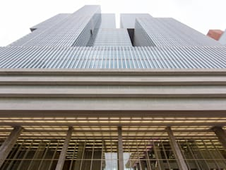 De Rotterdam:  Hotels door Hunter Douglas, Industrieel