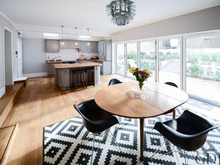 Cozinha  por Grand Design London Ltd