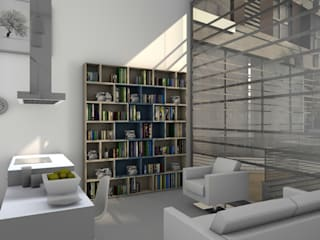 TIMBER-BOX Modern study/office