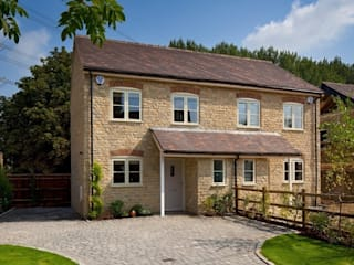 Cotswold Cottage Country style house by Emma & Eve Interior Design Ltd Country