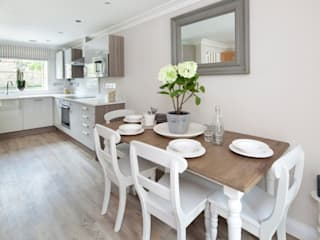Cotswold Cottage by Emma & Eve Interior Design Ltd Country