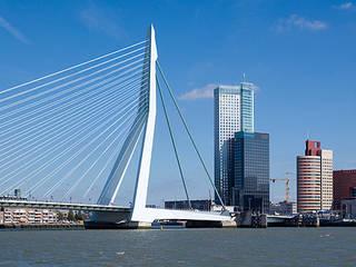 Maastoren, Rotterdam:  Kantoorgebouwen door Hunter Douglas, Industrieel