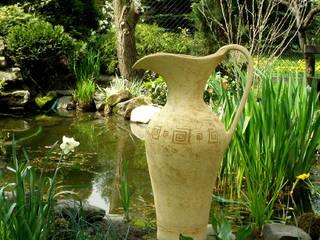 Dzban: styl , w kategorii  zaprojektowany przez Pracownia Ceramiki Artystycznaj