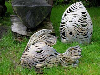 Rzeźba ogrodowa: styl , w kategorii  zaprojektowany przez Pracownia Ceramiki Artystycznaj