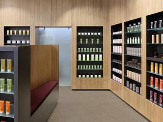 Albertus Apotheke in Bonn Moderne Ladenflächen von raumkontor Innenarchitektur Architektur Modern