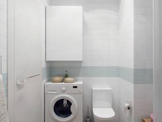 Scandinavian style bathrooms by Ekaterina Donde Design Scandinavian