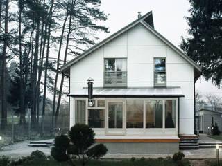 ENERGOHOUSE: Дома в . Автор – ZROBYM architects