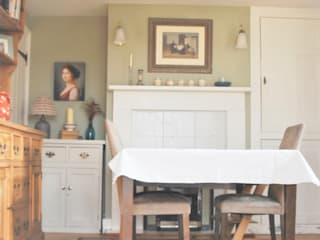 Victorian Cottage dining room Country style dining room by Bandon Interior Design Country