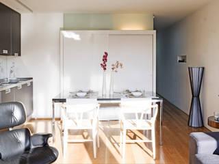 Salas de jantar modernas por RDLC Moderno