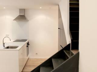 Appartements R14 Deux et un Cuisine minimaliste