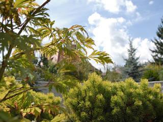 modernistyczny od Autorska Pracownia Architektury Krajobrazu Jardin Nowoczesny