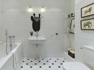 Bathroom by O-Deco Studio