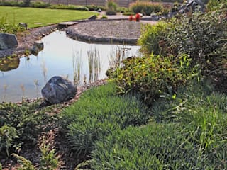par Autorska Pracownia Architektury Krajobrazu Jardin Éclectique