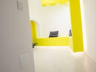 LOG_Studio Studio moderno di arkfattoriale Moderno