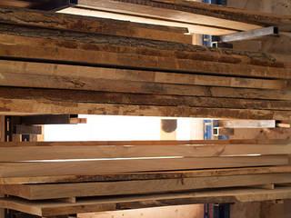 The Workspace:   von Byrnström Möbelbau