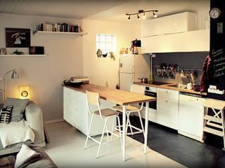 Rénovation d'une cuisine par CeVeK Design Moderne