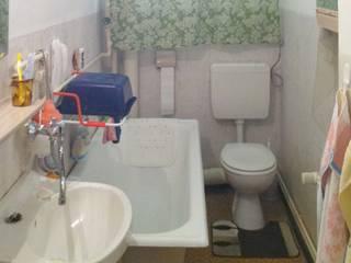 Prima & Dopo: un appartamento berlinese tra oggetti di riuso e design d'autore di Homify blogger Moderno