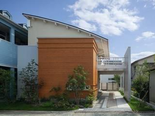 ハダカの家 オリジナルな 家 の アトリエ優 一級建築士事務所 オリジナル