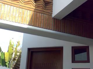 casa 1050 Casas modernas de Hussein Garzon arquitectura Moderno