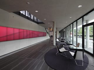 Able - Group Firmenzentrale Gummersbach:  Bürogebäude von raumkontor Innenarchitektur Architektur