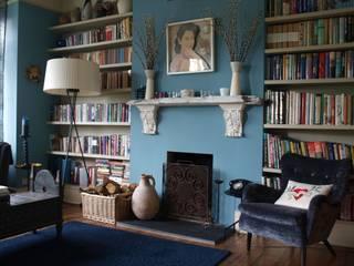 Blackheath London Townhouse:  Living room by Egon Design