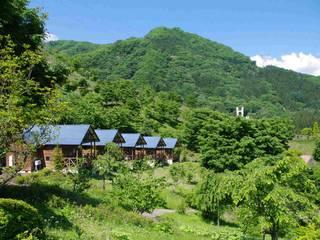 まほーばの森コテージ: 株式会社 上野振興公社が手掛けたホテルです。