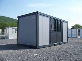 Stockage: Garage / Hangar de style de style Industriel par BUNG'ECO