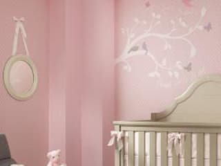 Modern nursery/kids room by Crea Decoración Modern