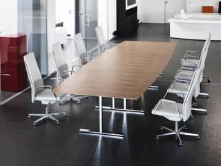 Spiegels Konf intra tonne Moderne Bürogebäude von Spiegels GmbH & Co. KG Modern