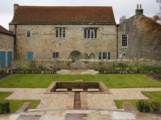 Syningthwaite Priory, Conservation Project Rumah Klasik Oleh Wildblood Macdonald Klasik